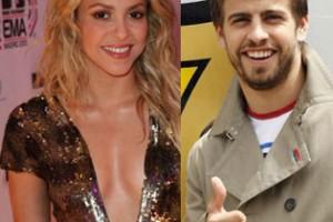 Piqué troca Shakira por outra mulher