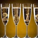 Um Ano Novo repleto de diversão e infidelidade