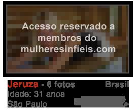 mulheres infieis webcam Brasil São Paulo