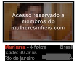 WebCam da Mariana em Mulheres Infiéis