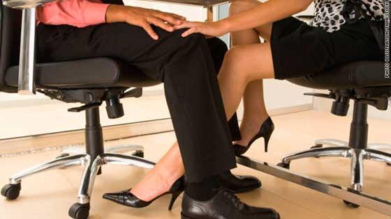 infidelidade no trabalho