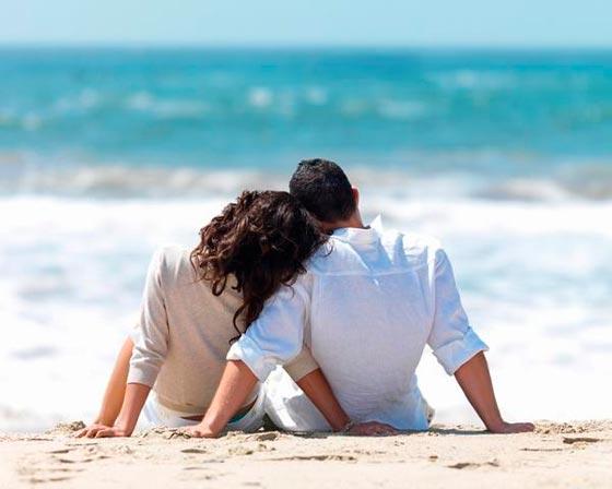 destinos para férias com a amante