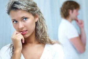 mulheres tímidas são as mais infiéis