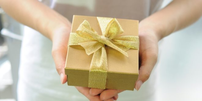 Como justificar um presente do seu amante